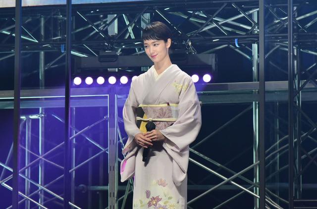 剛力彩芽/「ショートショート フィルムフェスティバル&アジア2020」オープニングセレモニー