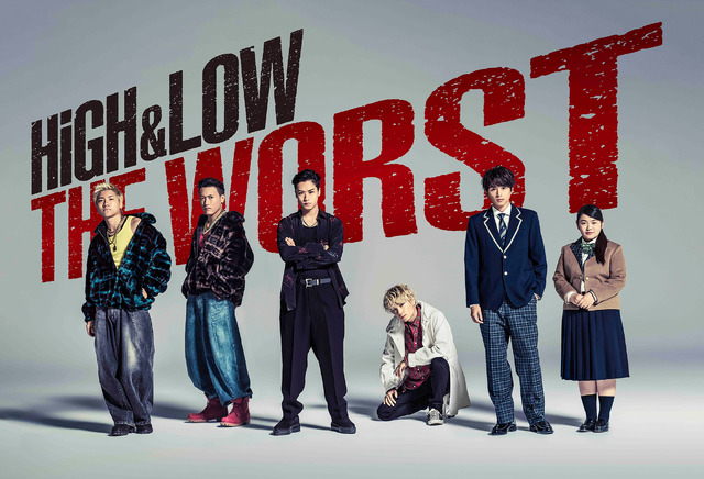 「6 from HiGH&LOW THE WORST」