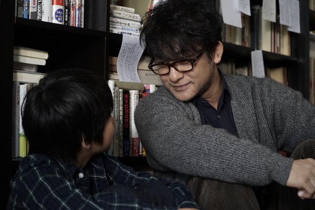片岡愛之助『小説の神様 君としか描けない物語』 (C)2020「小説の神様」製作委員会
