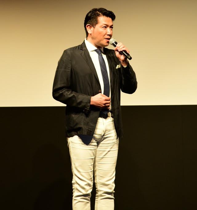 別所哲也「ショートショート フィルムフェスティバル&アジア2020」BRANDED SHORTS部門イベント
