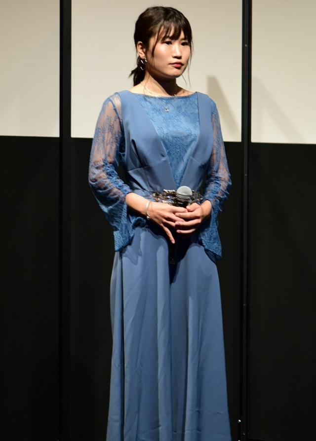 大関れいか「ショートショート フィルムフェスティバル&アジア2020」BRANDED SHORTS部門イベント