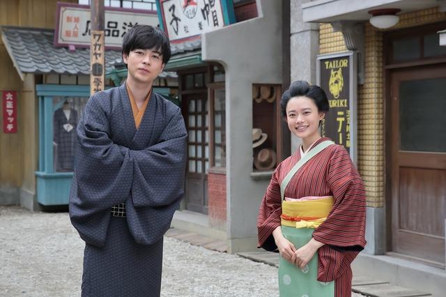 連続テレビ小説第103作「おちょやん」ロケレポート