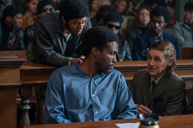 『シカゴ7裁判』(C)Netflix