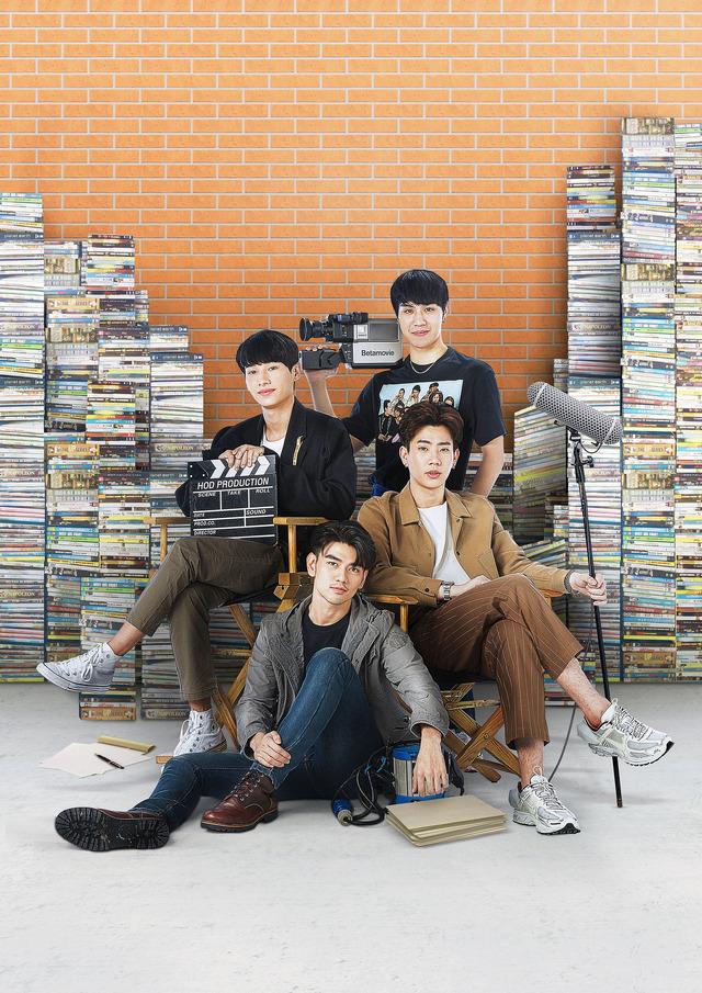 「Theory of Love/セオリー・オブ・ラブ」 (C)GMMTV Company Limited