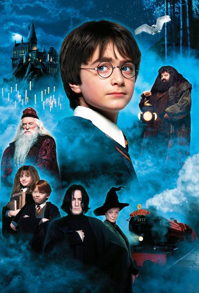 『ハリー・ポッターと賢者の石』TM & (C) 2001 Warner Bros. Ent. , Harry Potter Publishing Rights (C) J.K.R.