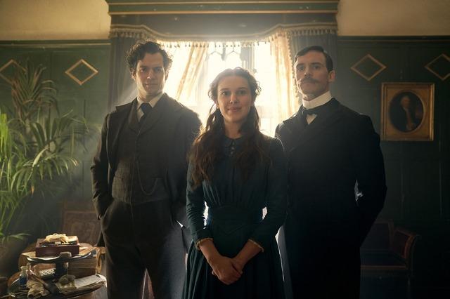 Netflix映画『エノーラ・ホームズの事件簿』9月23日(水)より独占配信開始
