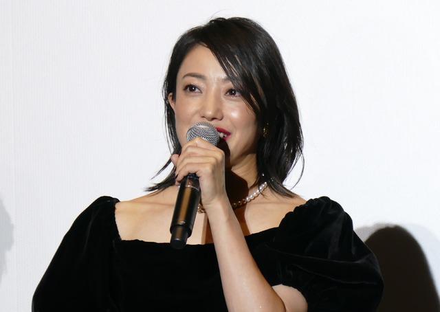 『ジェミニマン』ジャパンプレミア 菅野美穂