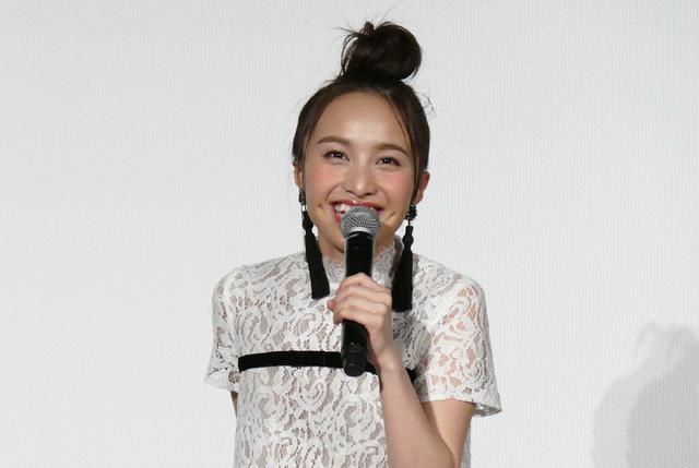 百田夏菜子/『ブラックパンサー』日本語吹き替え版の完成披露試写会