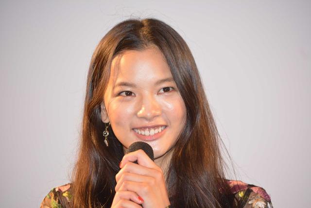 織田梨沙/『STAR SAND-星砂物語-』初日舞台挨拶
