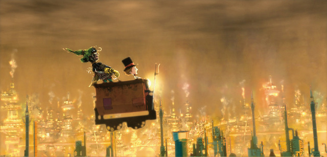 『映画 えんとつ町のプペル』(C)西野亮廣/「映画えんとつ町のプペル」製作委員会