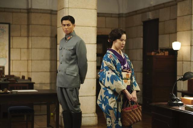 『スパイの妻』(C)2020 NHK, NEP, Incline, C&I
