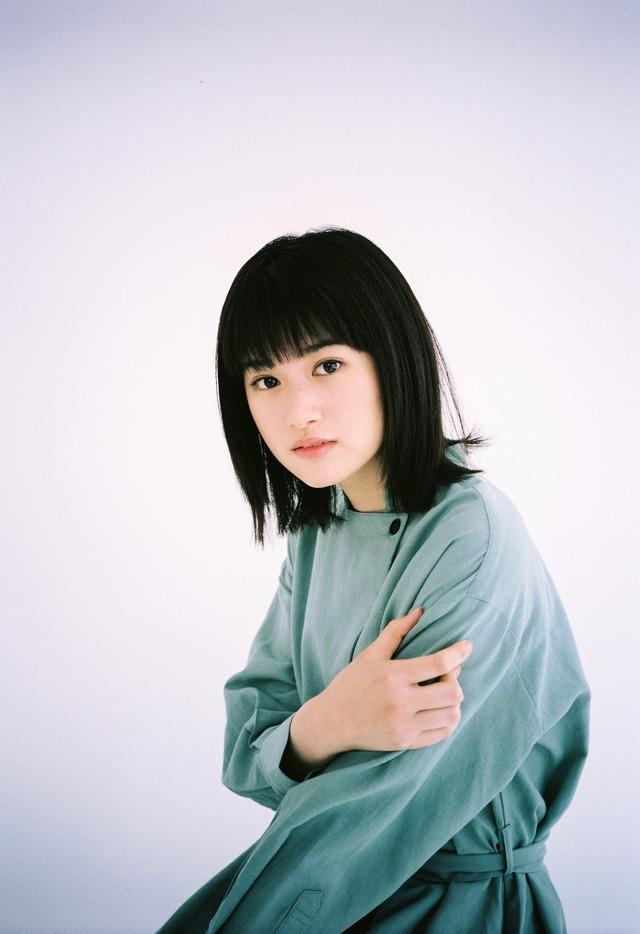小西桜子(金子みねこ役)(C)「猫」製作委員会