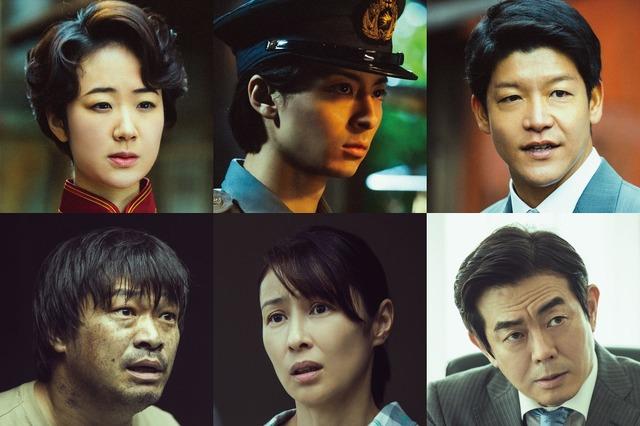 連続ドラマW「コールドケース3 ~真実の扉~」(c)WOWOW/Warner Bros. Intl TV Production