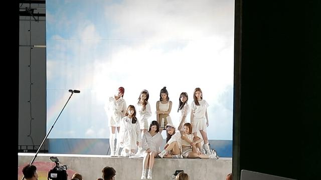「We NiziU!~We need U!~」 (C)Sony Music Entertainment (Japan) Inc./JYP Entertainment.