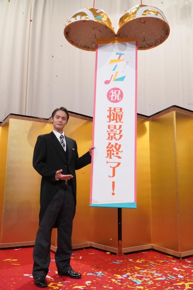 NHK連続テレビ小説「エール」クランクアップ
