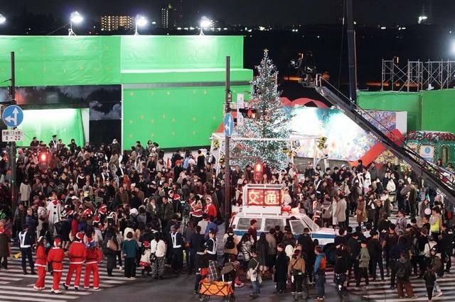 『サイレント・トーキョー』渋谷スクランブル交差点 (C)2020 Silent Tokyo Film Partners