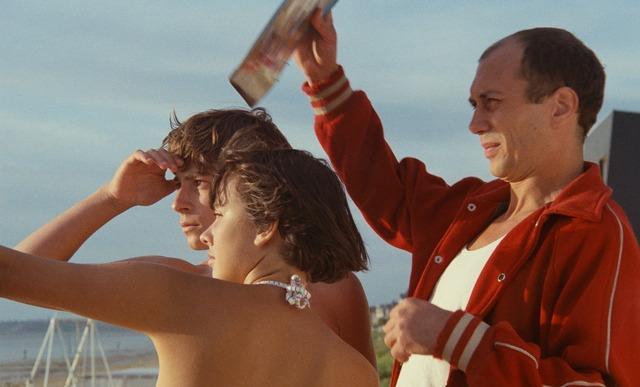「海辺のポーリーヌ」(C)1983 LES FILMS DU LOSANGE-LA C.E.R.