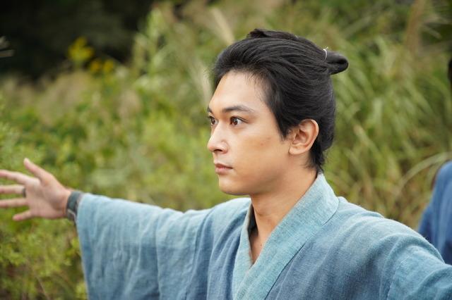 大河ドラマ「青天を衝け」相模川ロケ