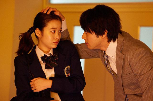 「先生を消す方程式。」第2話 (C) テレビ朝日