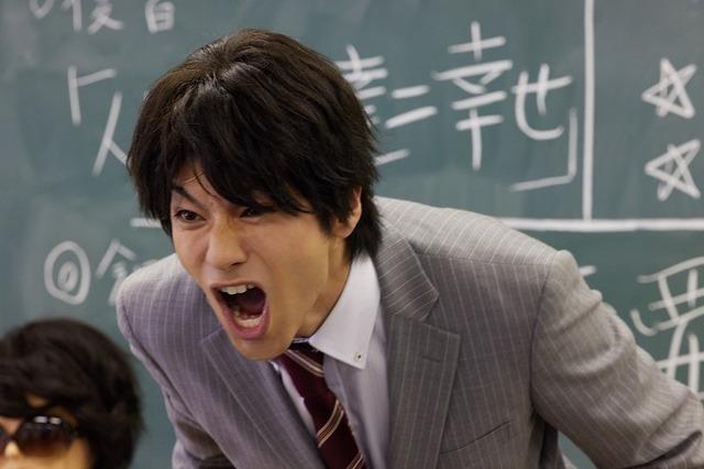 「頼田朝日の方程式。-最凶の授業-」フライングドラマ (C)AbemaTV, Inc.