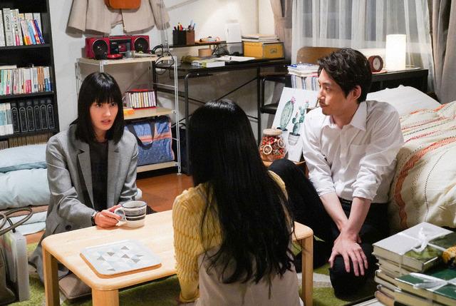 柴咲コウ 望美 と坂口健太郎 結人 35歳のファーストキス に感動の声 35歳の少女 6話 Cinemacafe Net
