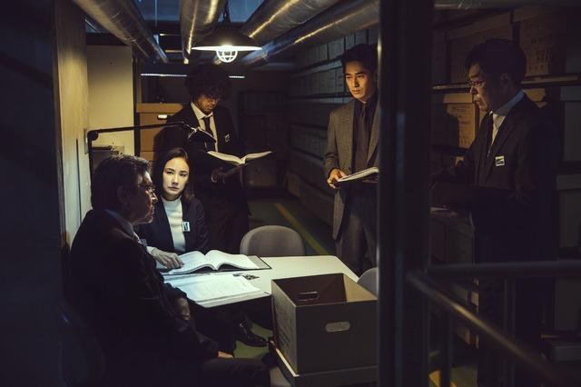 連続ドラマW「コールドケース3 ~真実の扉~」1話 (c)WOWOW/Warner Bros. Intl TV Production