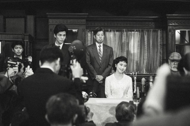 連続ドラマW「コールドケース3 ~真実の扉~」3話 (c)WOWOW/Warner Bros. Intl TV Production