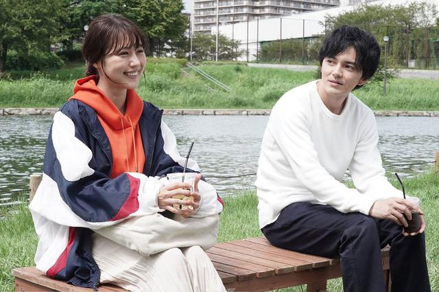 「姉ちゃんの恋人」第1話 (C) カンテレ