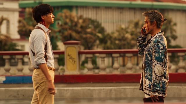『MASTER/マスター』(C)2016 CJ E&M CORPORATION, ZIP CINEMA. ALL RIGHTS RESERVED