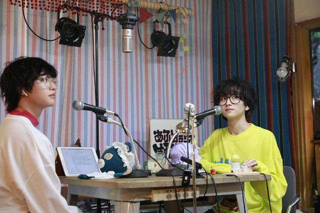 『ツナガレラジオ~僕らの雨降 Days~』 (C)2021「雨降ラジオ」製作委員会