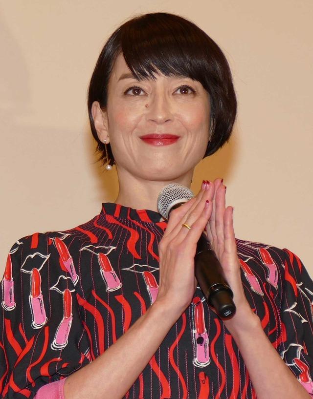 宮沢りえ/『ムーミン谷とウィンターワンダーランド』ジャパンプレミア