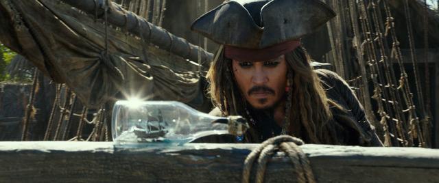 『パイレーツ・オブ・カリビアン/最後の海賊』 (C)2020 Disney