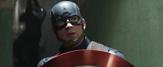 『シビル・ウォー/キャプテン・アメリカ』 (C) 2020 Marvel