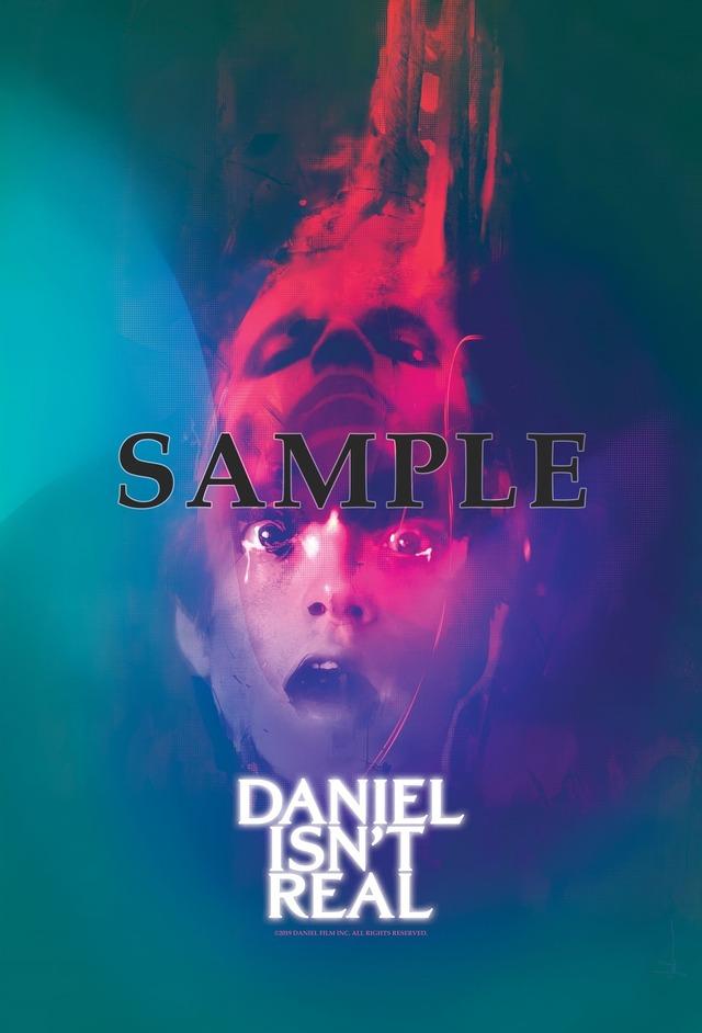 『ダニエル』ムビチケ前売券(オンライン)(C)2019 DANIEL FILM INC. ALL RIGHTS RESERVED.
