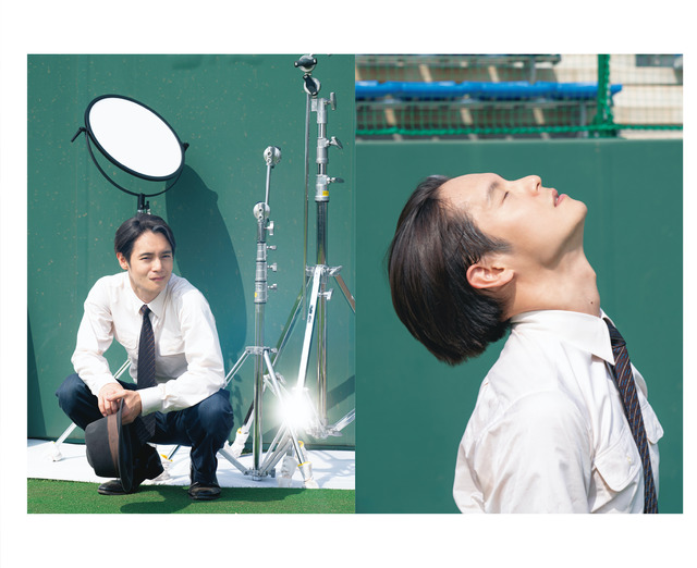 「Vreath -Documentary of 窪田正孝 in エール-」