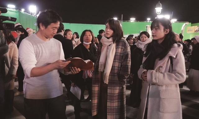 『サイレント・トーキョー』(C)2020 Silent Tokyo Film Partners