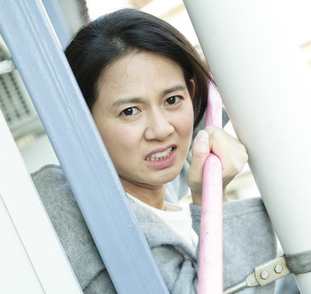 『ミセス・ノイズィ』篠原ゆき子 (C)『ミセス・ノイズィ』製作委員会