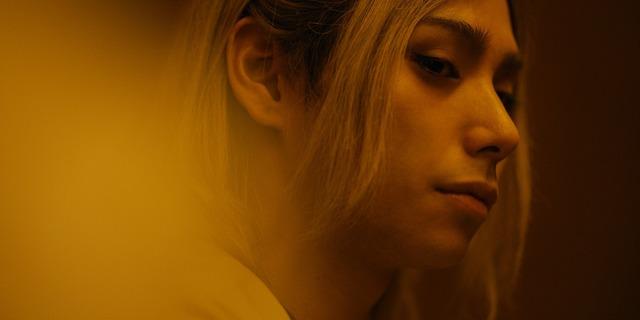 Netflixオリジナルシリーズ「今際の国のアリス」村上虹郎 (C)麻生羽呂・小学館/ROBOT