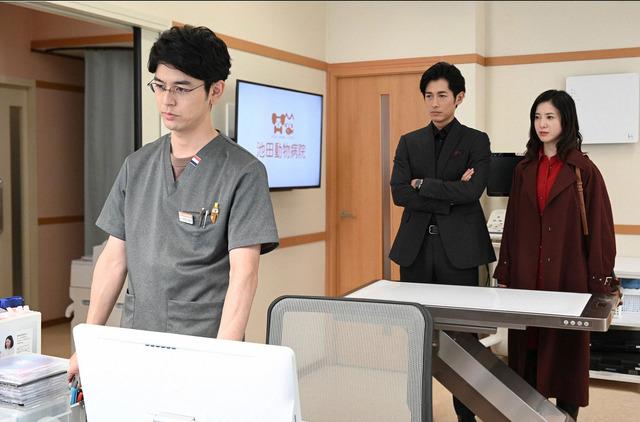 「危険なビーナス」第9話 (C) TBS