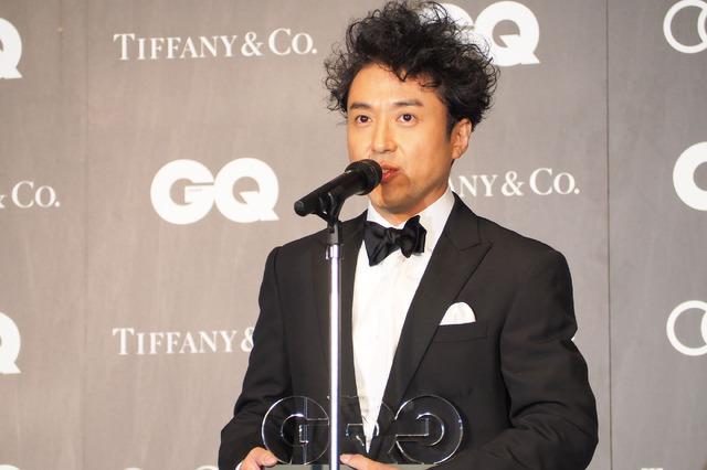 ムロツヨシ/「GQ MEN OF THE YEAR 2019」授賞式