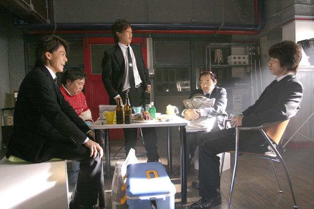 『キサラギ』(C)2007「キサラギ」フィルムパートナーズ