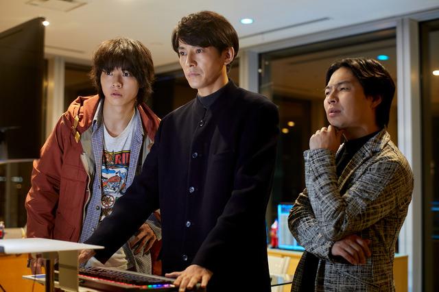 『夏への扉 ―キミのいる未来へ―』(C)2021 映画「夏への扉」製作委員会
