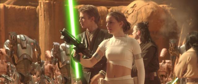 『スター・ウォーズ エピソード2/クローンの攻撃』ディズニープラスで配信中(C)2020 Lucasfilm Ltd.
