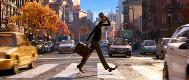 『ソウルフル・ワールド』(C)2020 Disney/Pixar. All Rights Reserved.