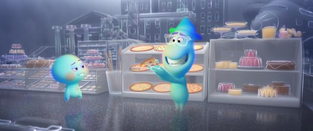 『ソウルフル・ワールド』(C)2020 Disney/Pixar.