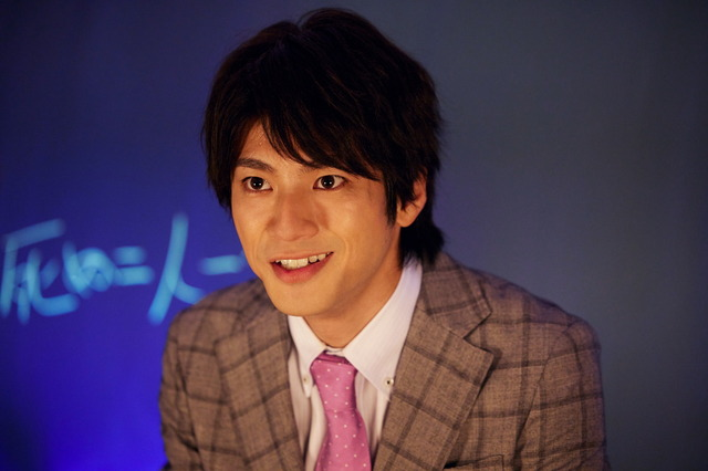 「頼田朝日の方程式。-最凶の授業-」 (C)AbemaTV, Inc.