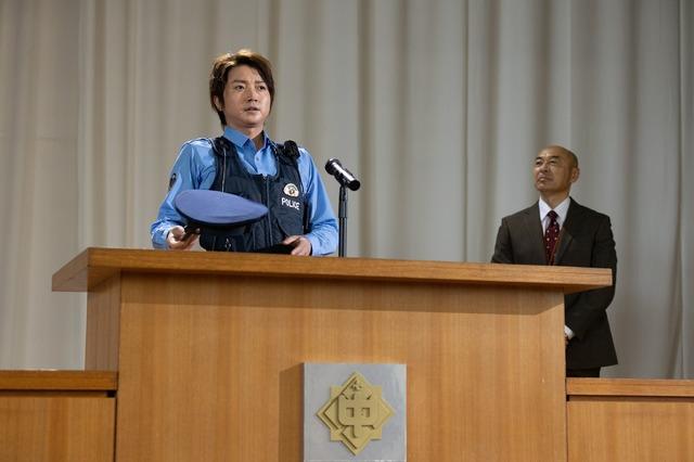 「青のSP(スクールポリス)―学校内警察・嶋田隆平―」第1話(C)カンテレ
