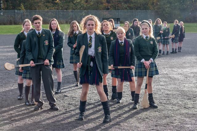 「デリーガール~アイルランド青春物語~」シーズン1、2Netflixにて配信中
