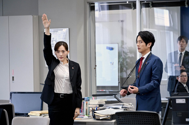 「天国と地獄~サイコな2人~」第1話(C)TBS