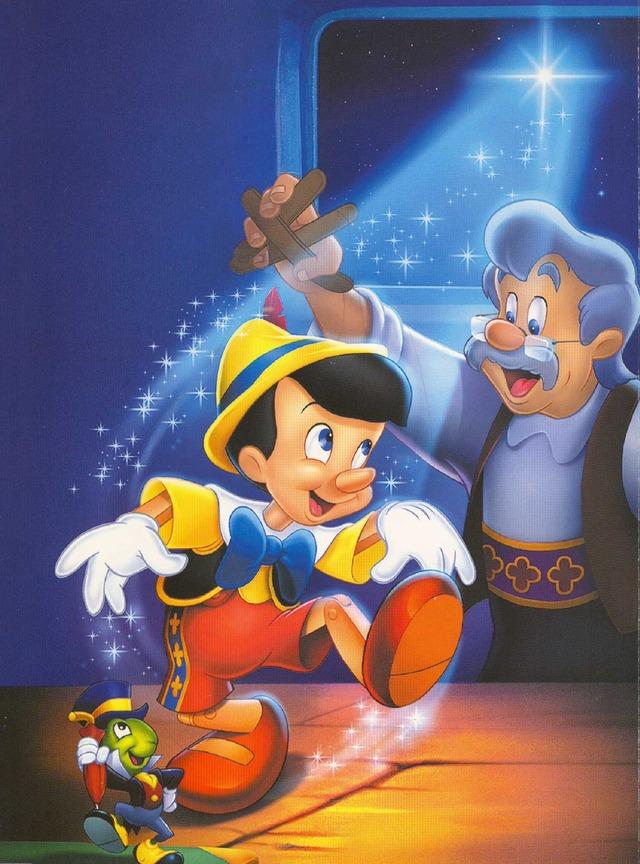 『ピノキオ』(C)APOLLO